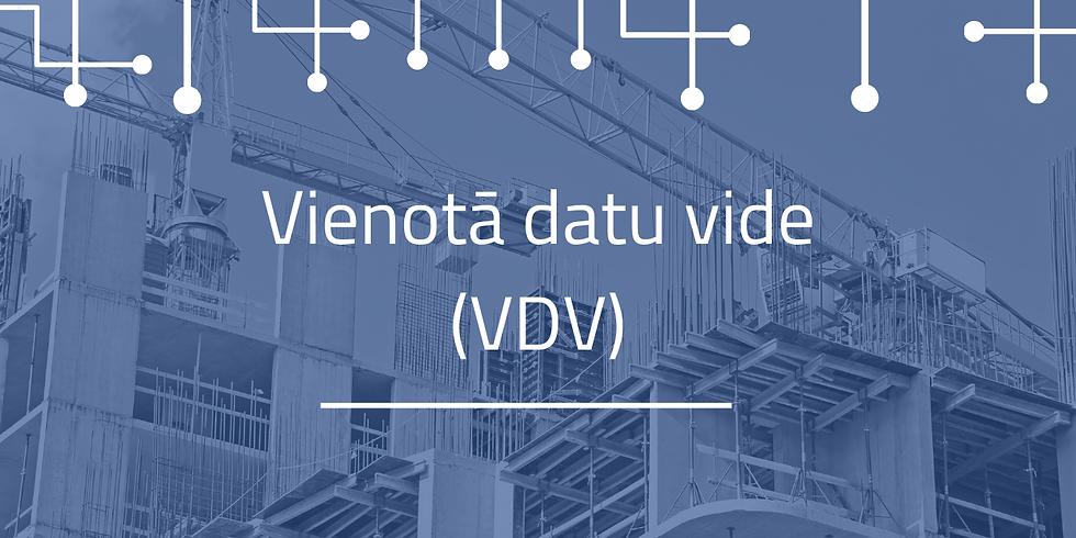 Vienotā datu vide (VDV)