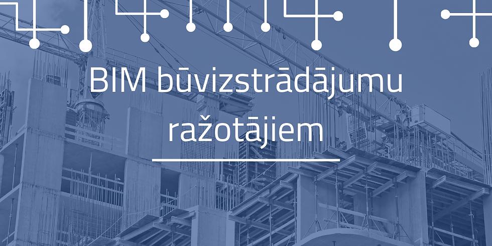 BIM būvizstrādājumu ražotājiem