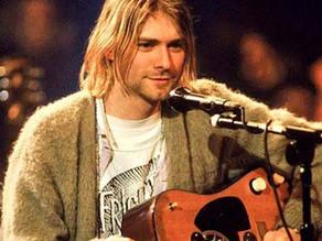 En Subasta mechones de cabello de Kurt Cobain
