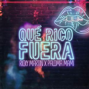 """Ricky Martin y Paloma Mami: """"Que Rico Fuera"""""""