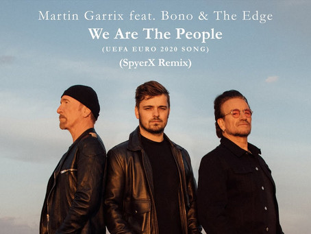 """Martin Garrix lanza """"We Are The People"""" (remix)"""