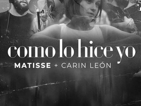 ¡Matisse incursiona en el género regional en colaboración con Carín León! 😍