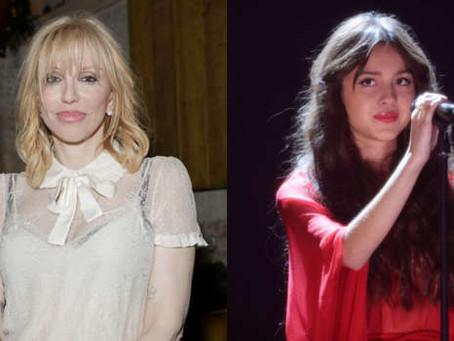 Courtney Love se molesta con Olivia Rodrigo ¡POR PLAGIO!