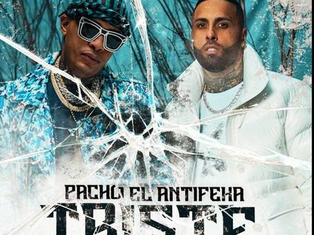 """Muchos se identificarán con la letra de """"Triste"""" a cargo de Pacho El Antifeka y Nicky Jam. 😱"""