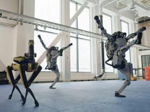 ¡Robots bailan al ritmo de BTS! 🤖🕺✨
