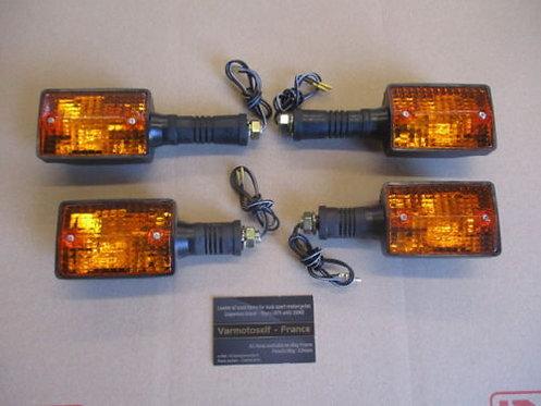 Clignotants avant et arrière NEUFS pour Yamaha 125 RDLC - 10W