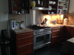 Keukenrenovatie voor