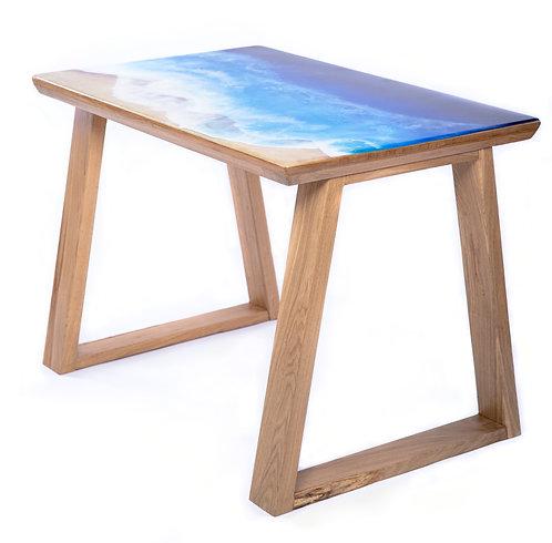 Morský stôl zo živice