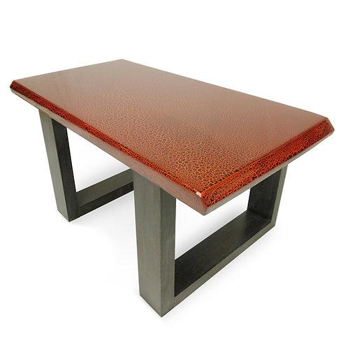 Lávový stôl MARS zo živice