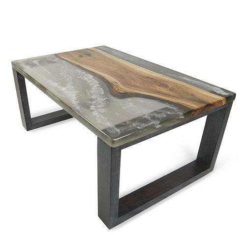 Dymový stôl zo živice