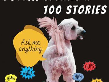 BUTT.... SPEAKS A 100 STORIES