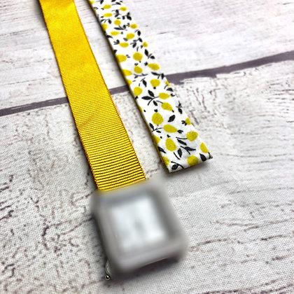 Bracelet pour montre Poiray couleur unie