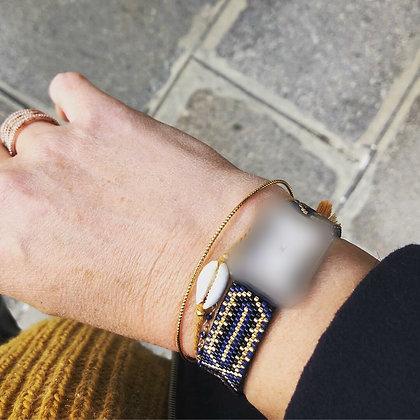 Bracelet pour montre Poiray motif ETHNIC