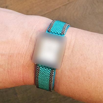Bracelet pour montre Poiray motif Liseret