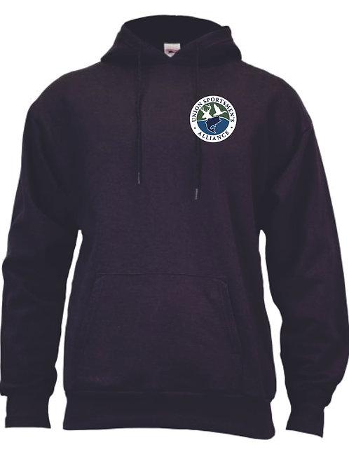 Union Sportsmen's Alliance Union Line Hooded Pull Over Sweatshirt