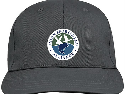 Embroidered Union Sportsmen's Alliance Hat Union Made