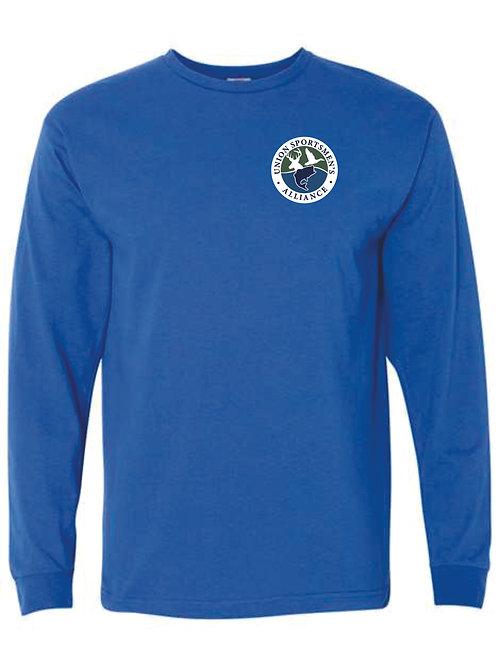 Union Sportsmen's Alliance Long Sleeve T-Shirt Union Made