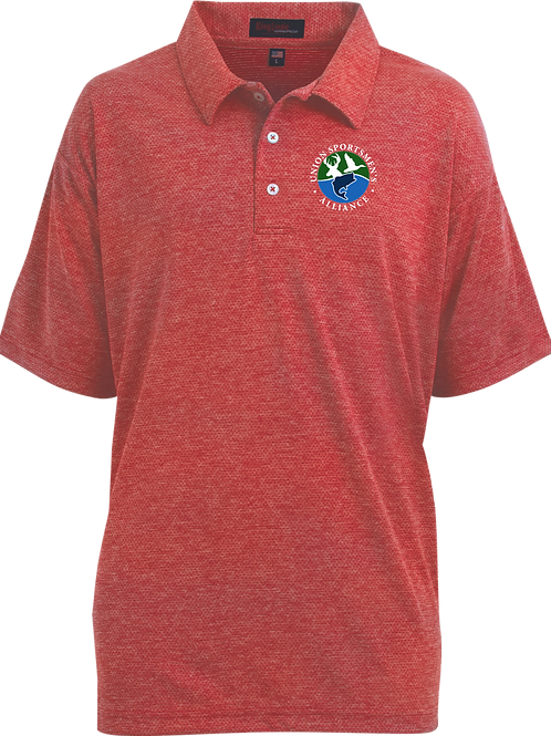 Embroidered Union Sportsmen's Alliance  King Louie Cypress Polo