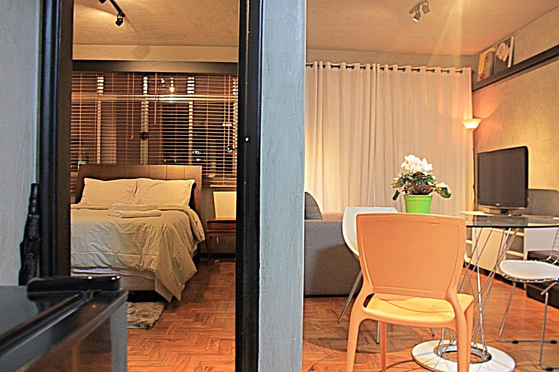 Sala e Dormitório