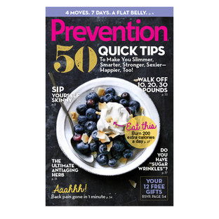 Prevention magazine direct mail