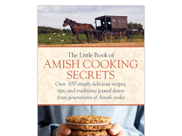The Amish Cook's Family Favorite Recipes Direct mail cover