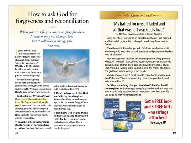 Divine Interventions bookalog
