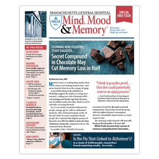 Mind, Mood and Memory direct mail
