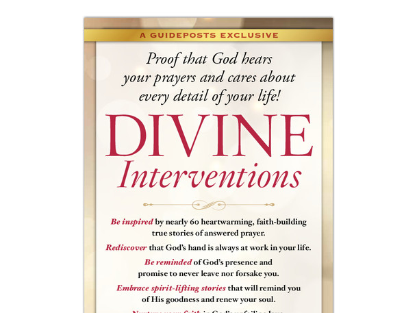 Divine Interventions bookalog cover