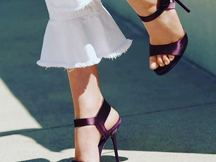 Shoe Care: How to care for your Satin Shoes
