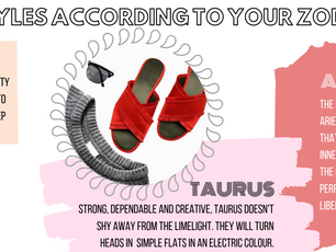 12 Shoe Styles According to your Zodiac Sign