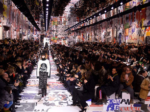 Dior's Fall 2018 Runway
