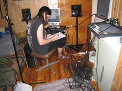 Kanavalistan kirjoitusta Nastolan studio