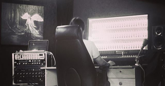 #new #controlroom #studio #mixing