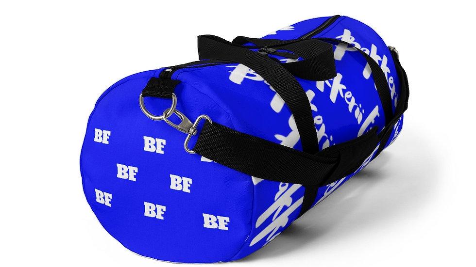 BF Duffel Bag Blue