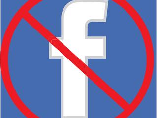 Bye Bye Facebook!