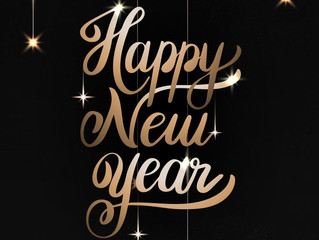 Happy New Year! (Plus a Minor Update)