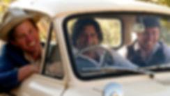 Sundowners in Datsun Photo by Sandy hart