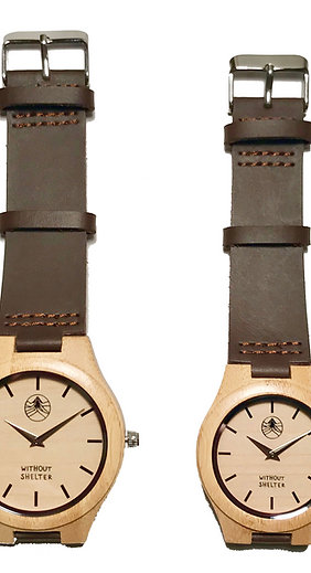 Bamboo Watch (Big Face & Small Face)