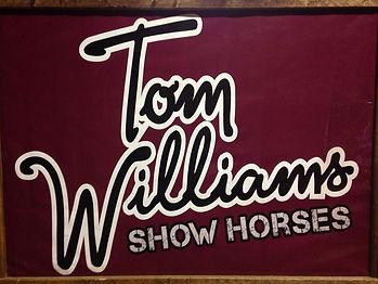 Tom Williams Show Horses.jpg