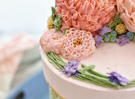 Torta dekoráció workshop