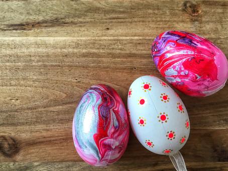 Varázslatos tojásfestés