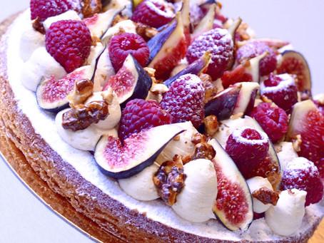 Gyümölcsös torta alap