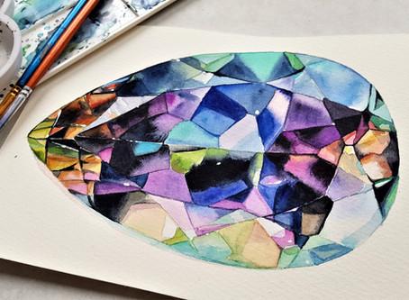 Akvarell Mini Workshop