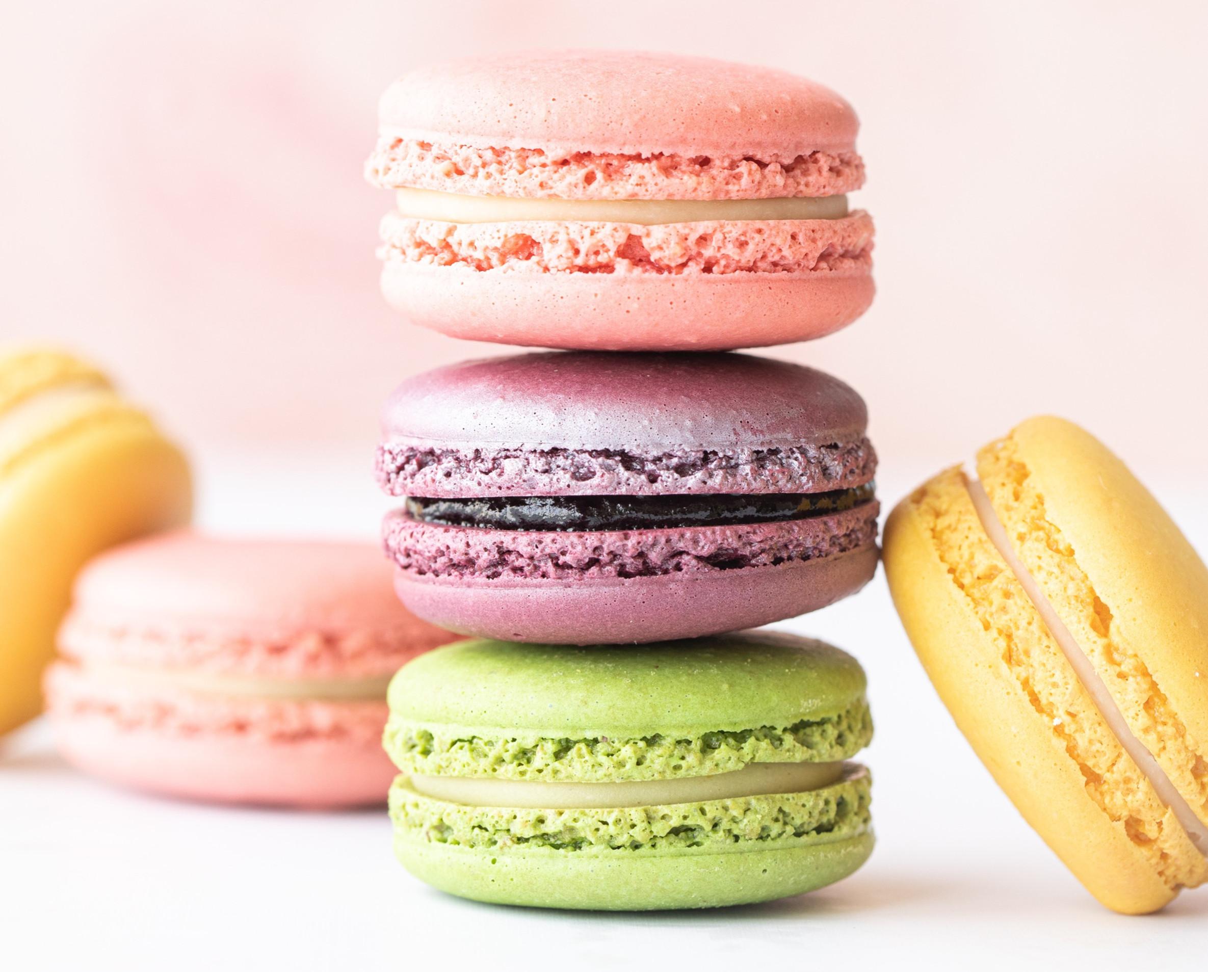 Macaron és krémek workshop 10.12. 17:00