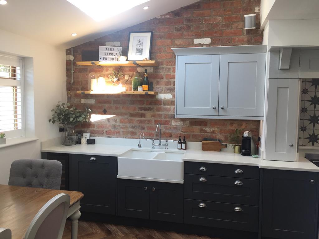 Fleckney - Kitchen