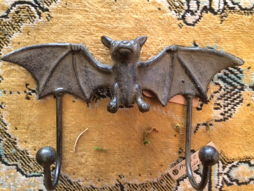 Cast Iron Bat Hook