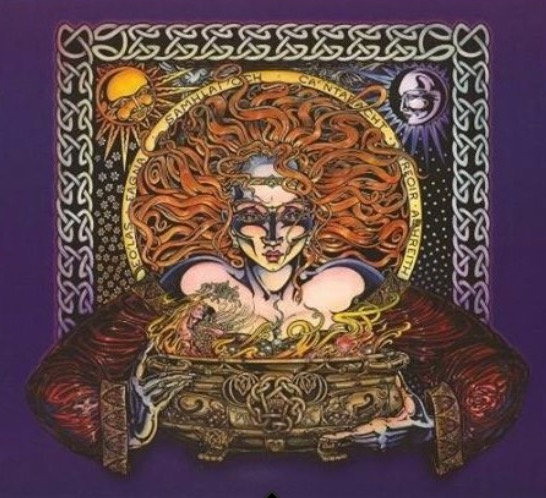 Cerridwen Celtic Goddess ~Maxine Miller Print