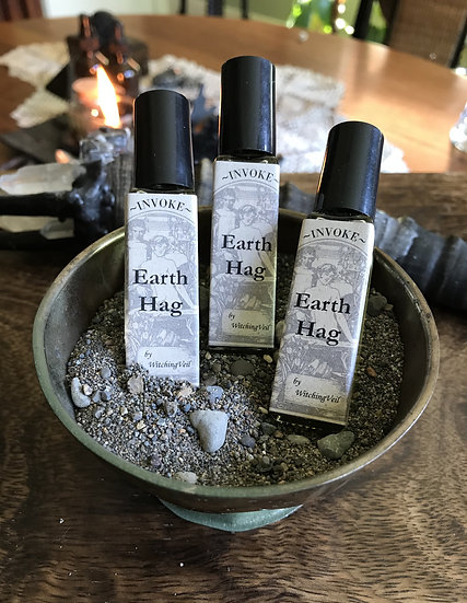 Earth Hag Oil Blend