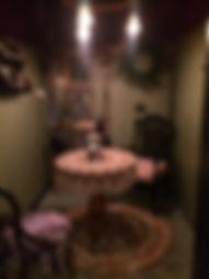 Reading and Divination Room at INVOKE portland oregon