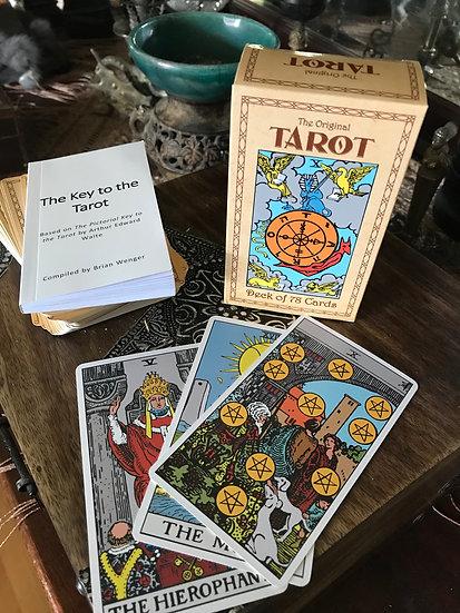 """""""The Original Tarot"""" Deck  (Smith-Waite Standard Deck)"""